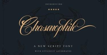 Chasmophile [1 Font]