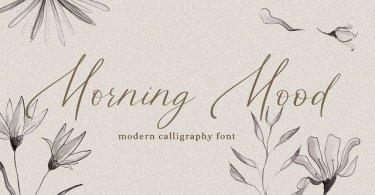 Morning Mood [1 Font]