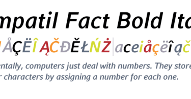 Compatil Fact Super Family [4 Fonts]