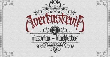 Avertastevia [3 Fonts+Extras]
