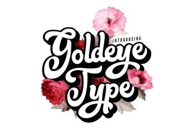 Goldeye Type [1 Font]