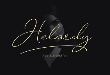 Helardy [1 Font]