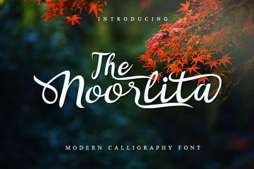 Noorlita [1 Font]