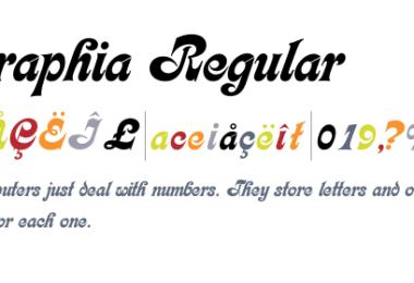 Kalligraphia [1 Font]