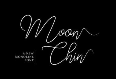 Moon Chin [1 Font]