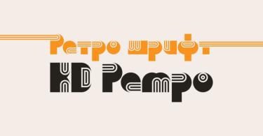 KD Pempo [1 Font]