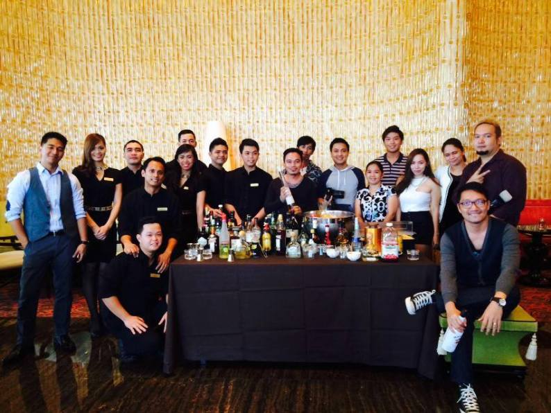 Solaire Mixology