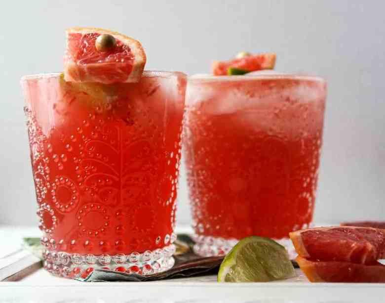 greyhound drink grapefruit vodka cocktail the food blog