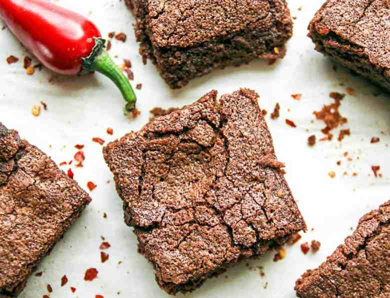 Chili Chocolate Brownies