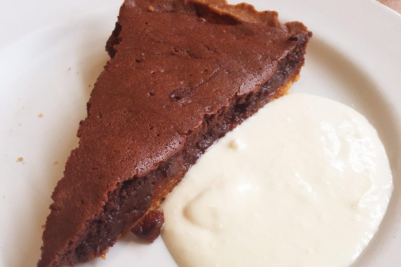 Moro Chocolate Tart
