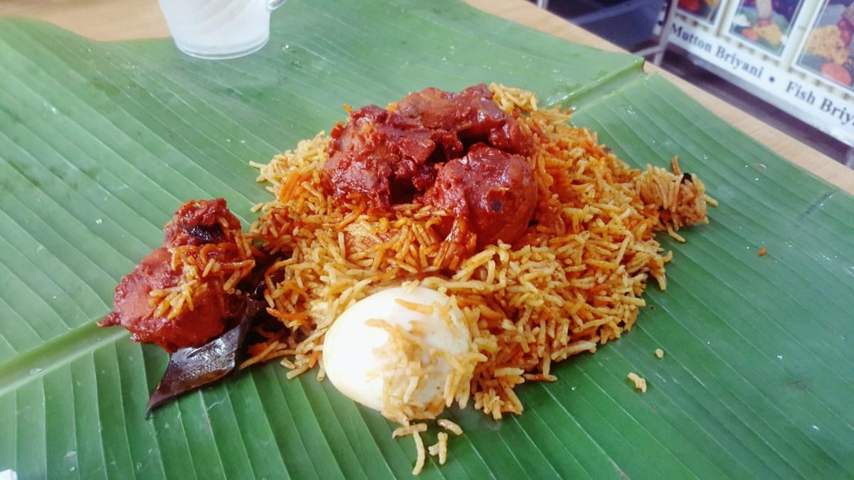 Kannaa's Masalla Bamboo Briyani @ Kinrara, Puchong - Yummy Briyani!