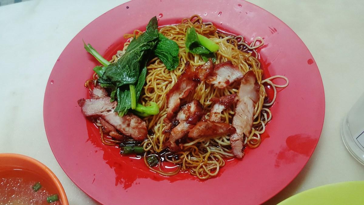 Fun Kee Bamboo Noodle Restaurant @ Sungai Besi - Ol' school yumminess!