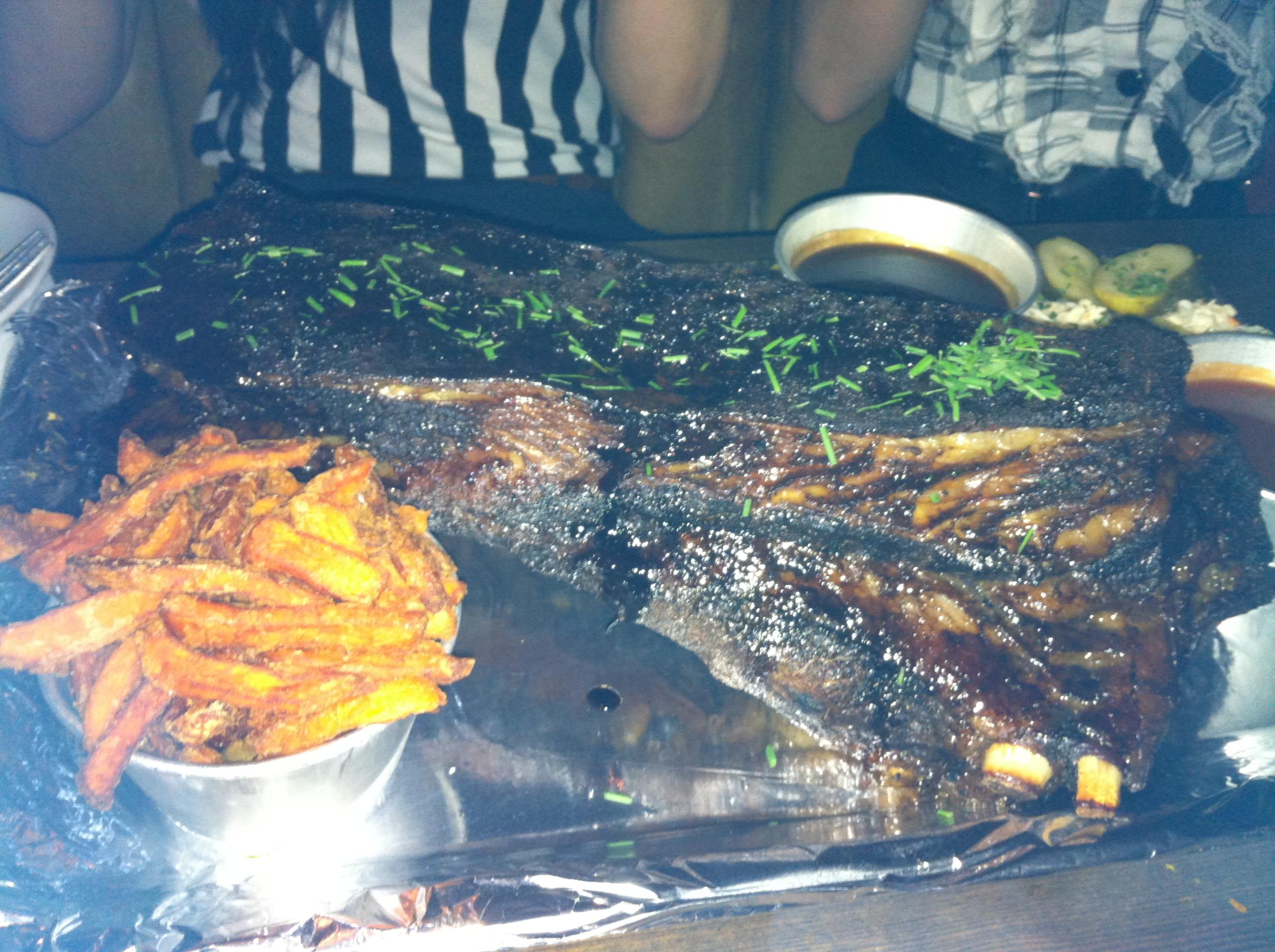the blues kitchen dino rib