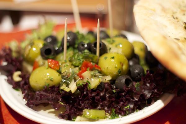 Il Bordello olives