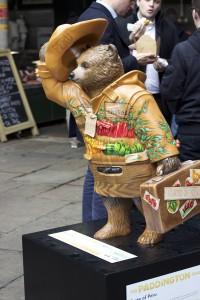 Padington bear London