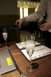 sparkling sake