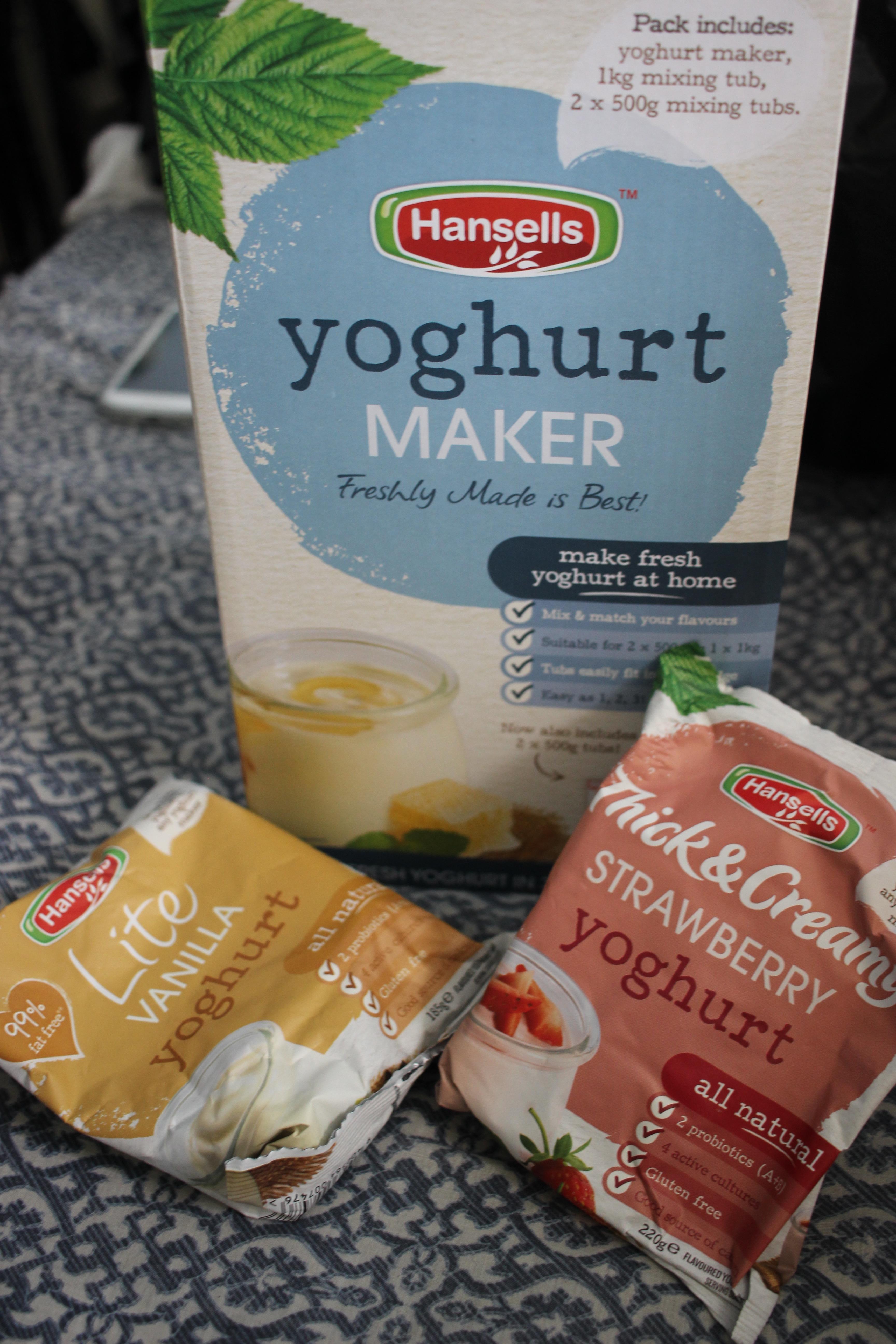how to make yogurt with yogurt maker uk