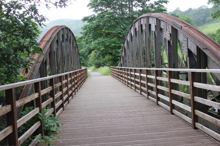 Old Teesside built the railway bridge