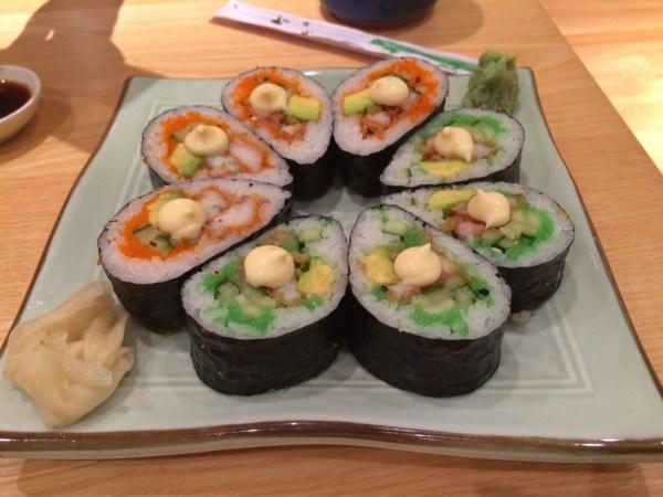 sapporo ichiban catfood sushi