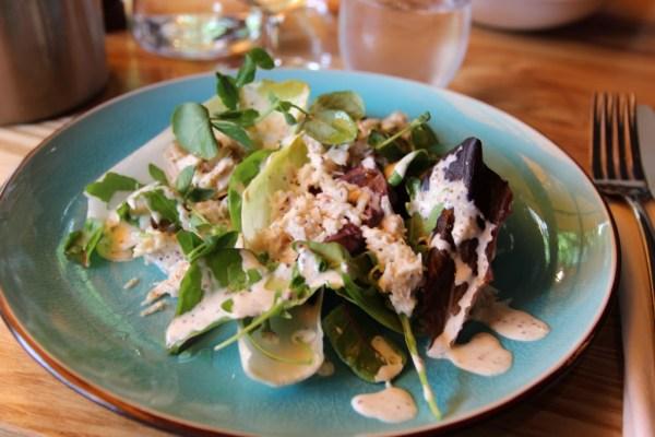 Devonshire Crab Salad