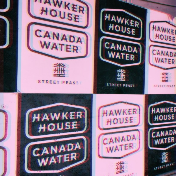 hawker house canada water