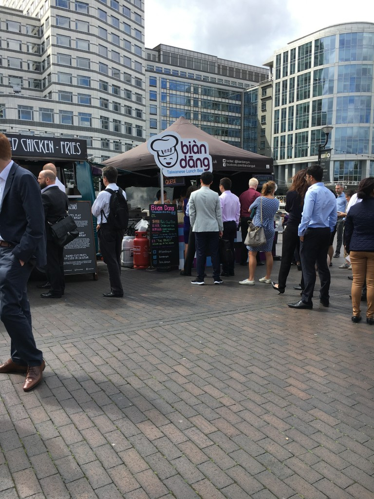bian-dang-uk-kerb-west-india-quay-stall
