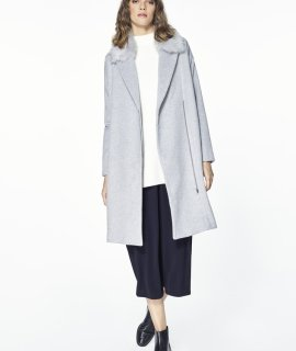 Paisie Wool blend coat