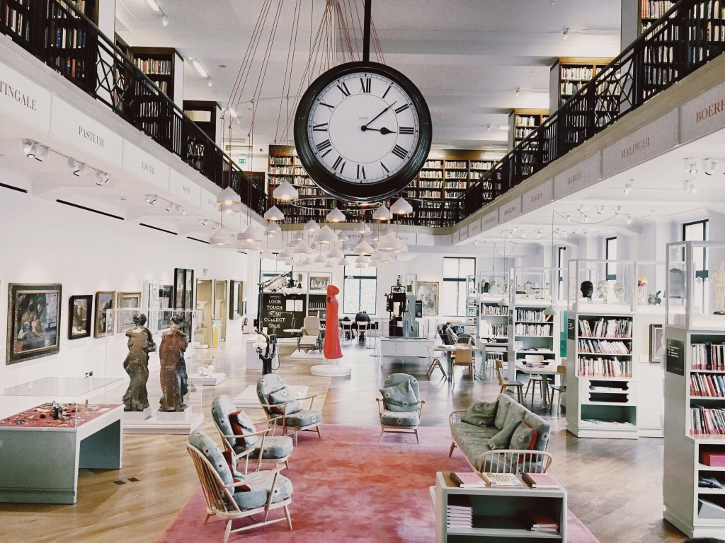 wellcome-library
