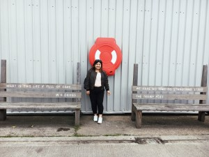 Follow me on a day trip to Whitstable for the Oyster Festival