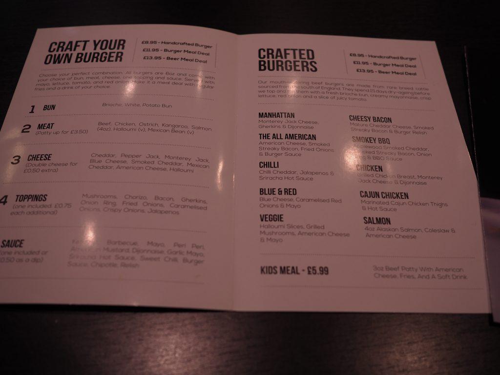 Burgersmith-Twickenham-menu-2