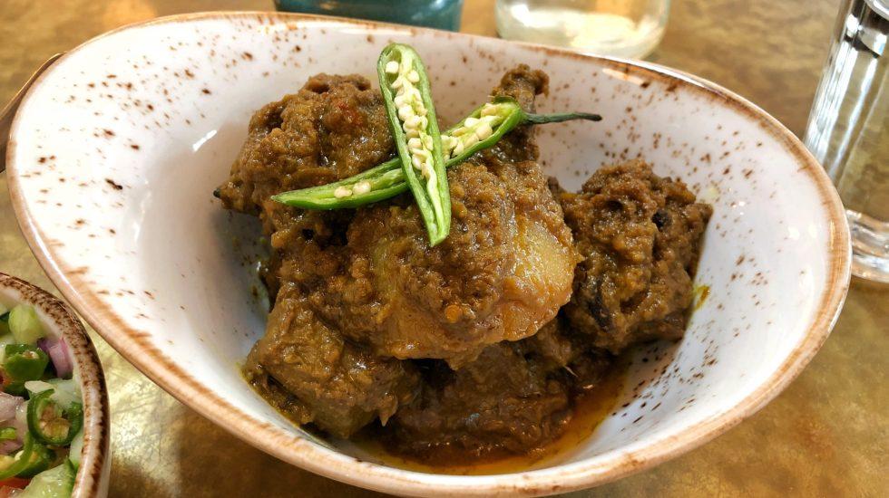 Goat Kosha Mangsho