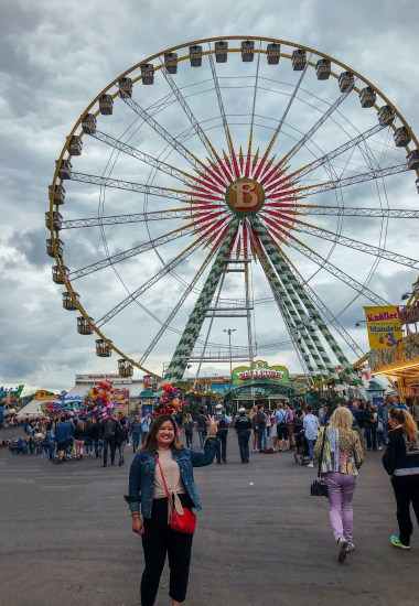 Day 3 – Road trip to Germany Stuttgart spring festival