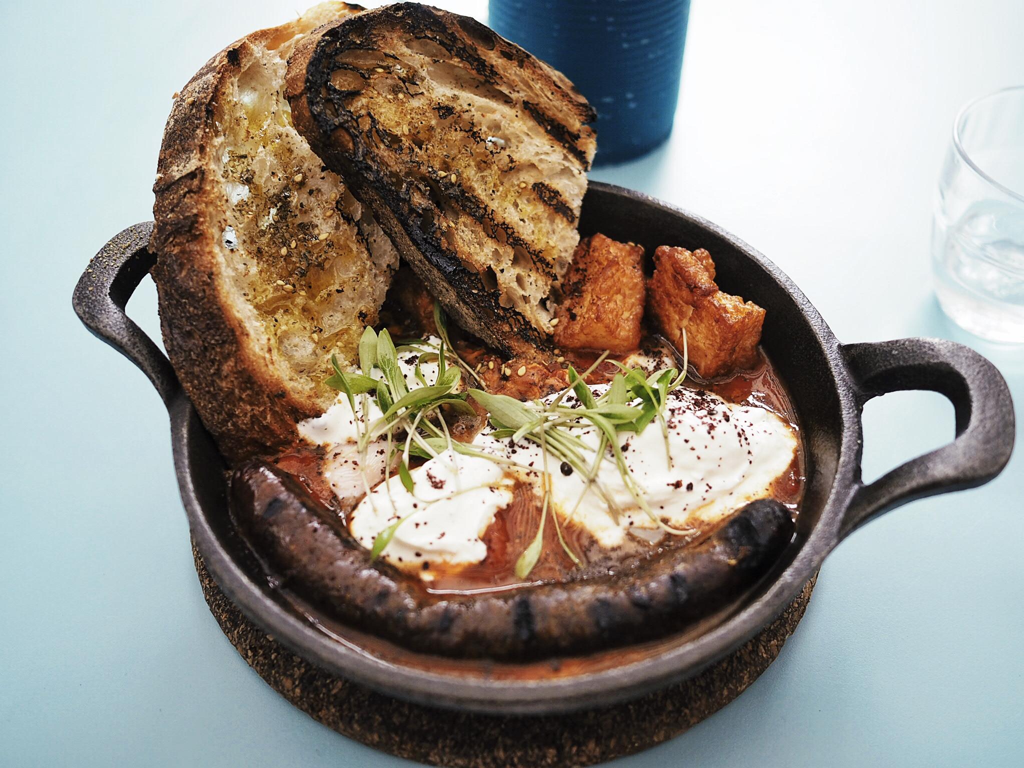The Good Egg - Jerusalem breakfast