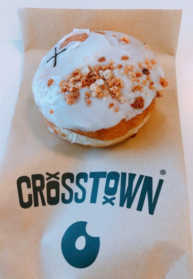 Crosstown Doughnuts – BELIEVE the hype