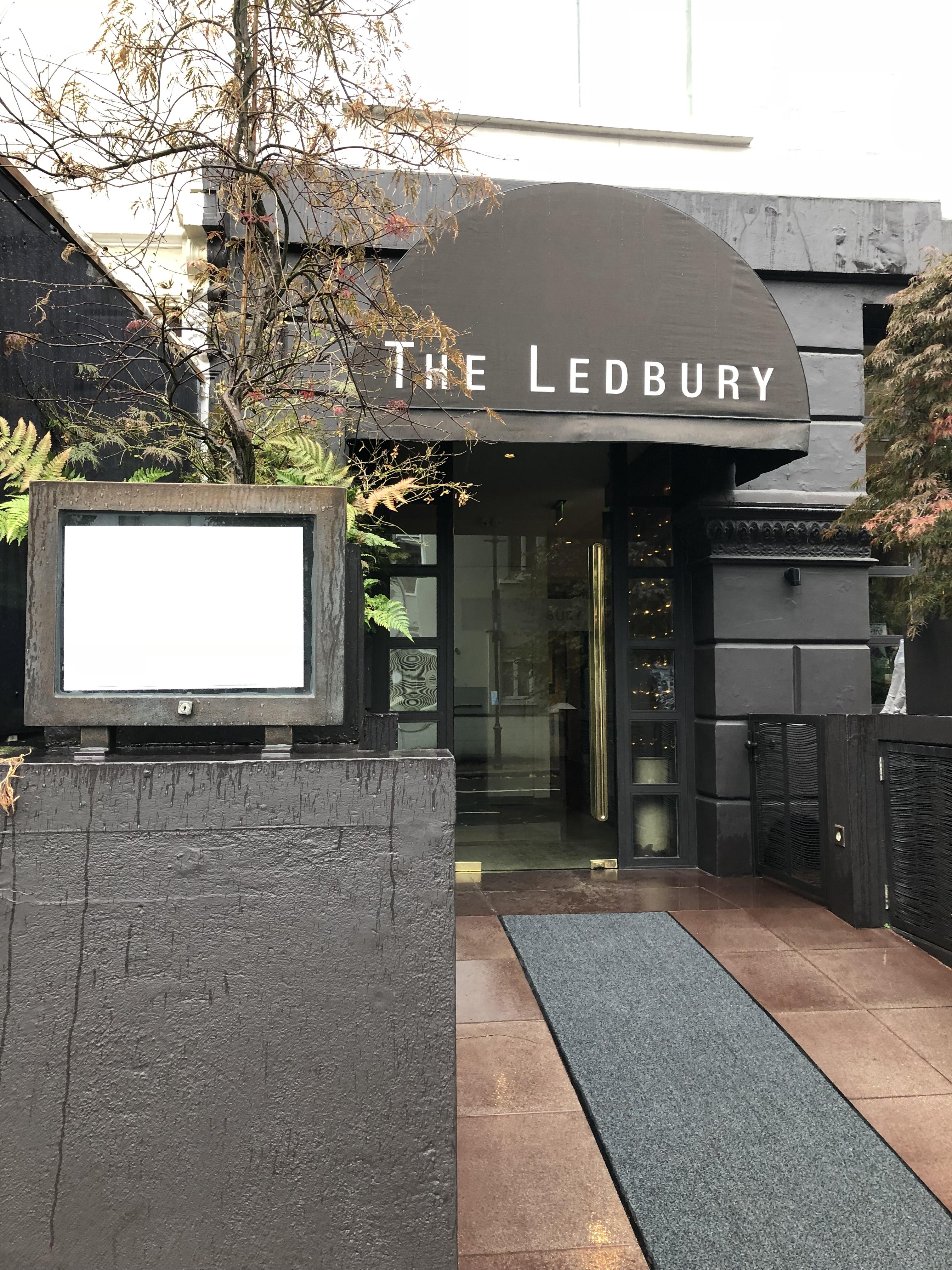 The Ledbury Notting Hill