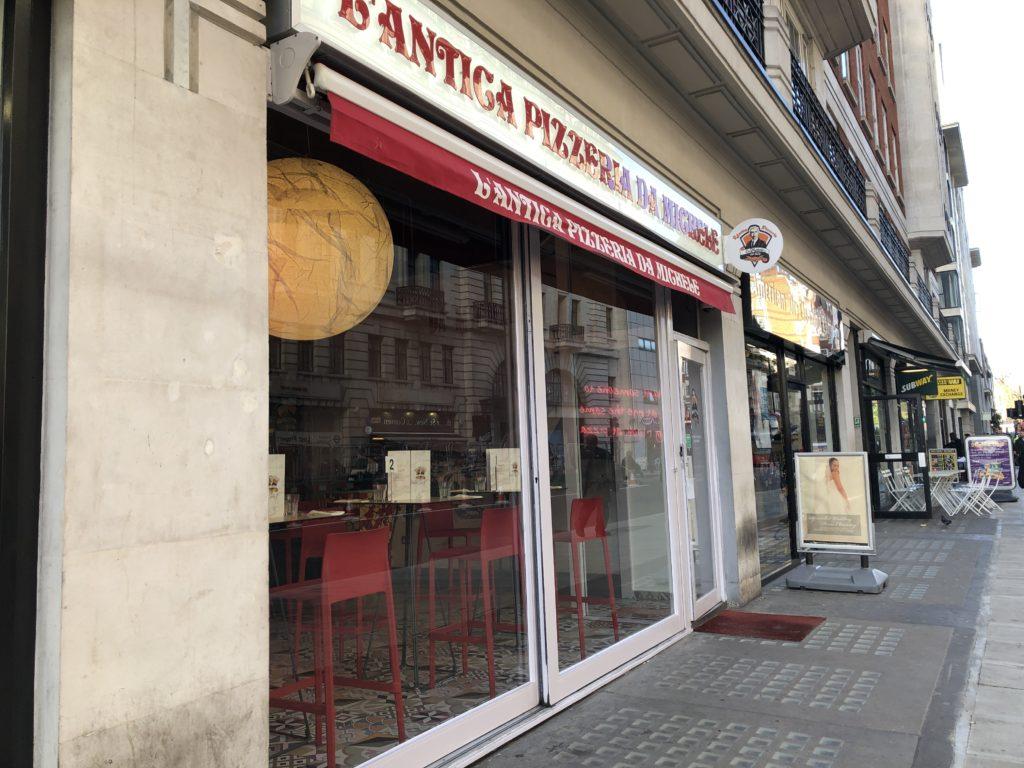 L'Antica Pizzeria Da Michele - Baker Street