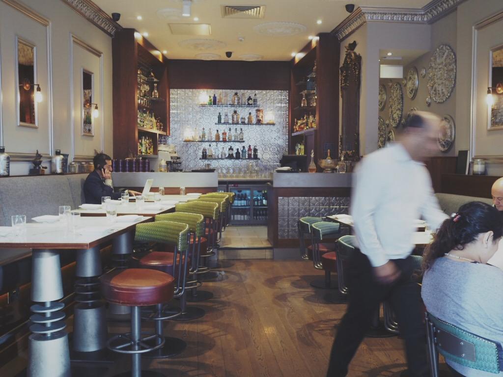 Flora Indica restaurant review