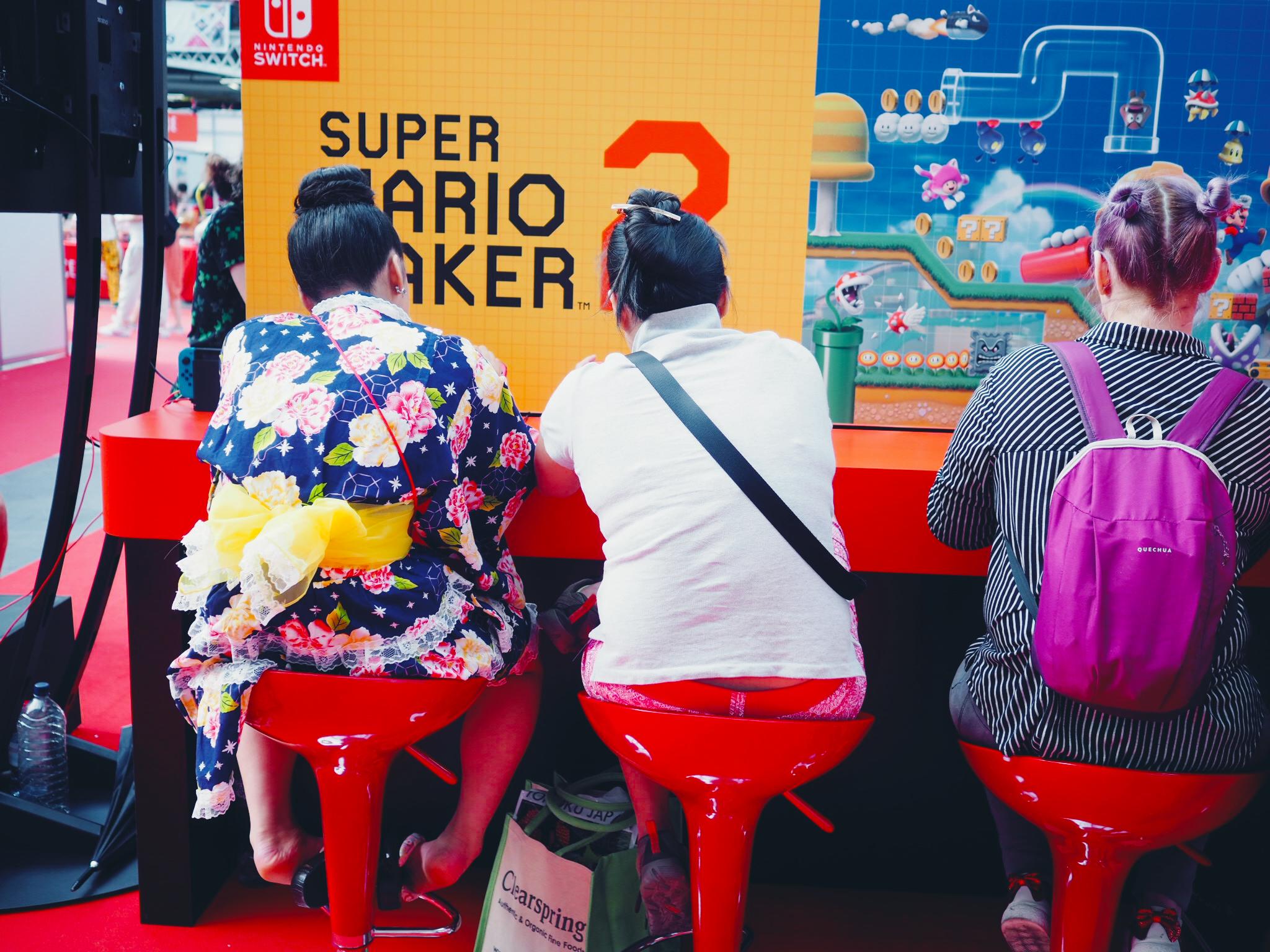 Nintendo Switch Stand