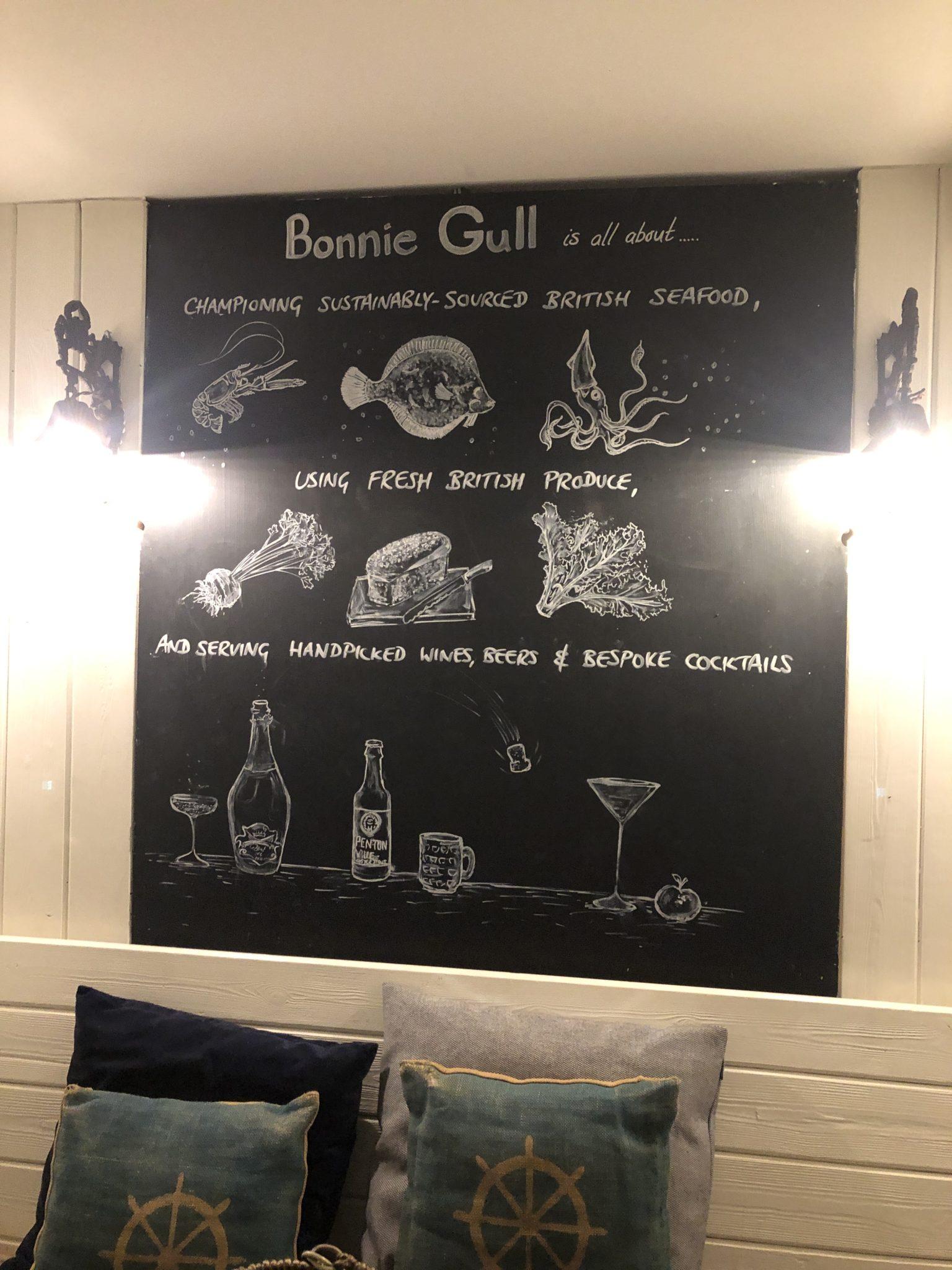 Bonnie Gull Seafood Shack restaurant
