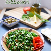 Tabbouleh, a beautiful salad lost in the translation