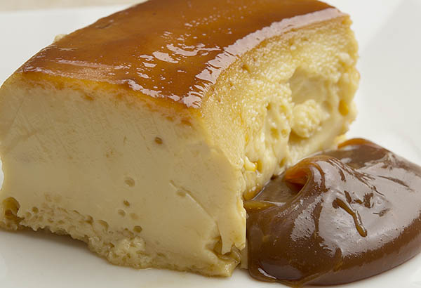 Flan With Dulce De Leche Recipe