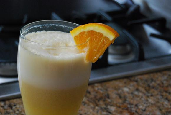 Orange Julius Recipe picture macaroni and cheesecake