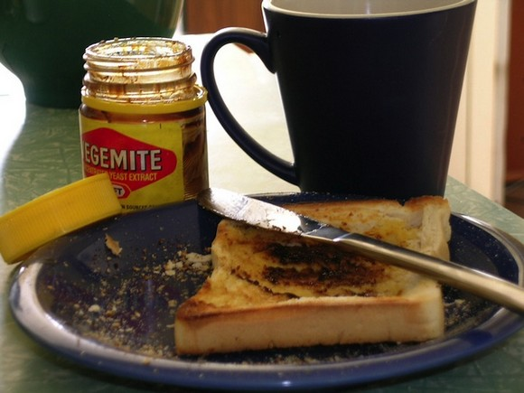 Australia breakfast photo