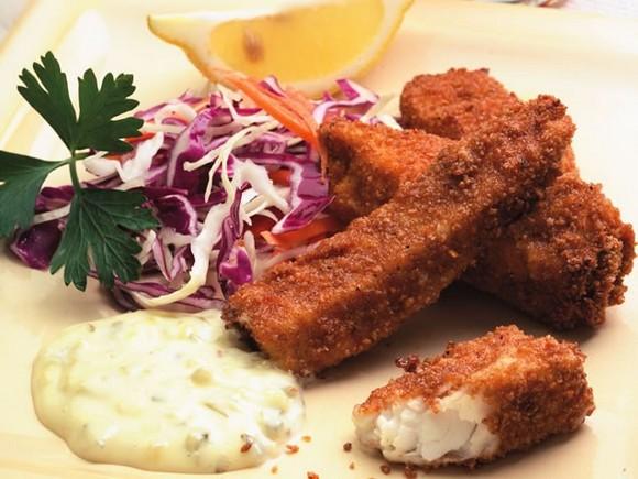 Healthier Fish Sticks recipe