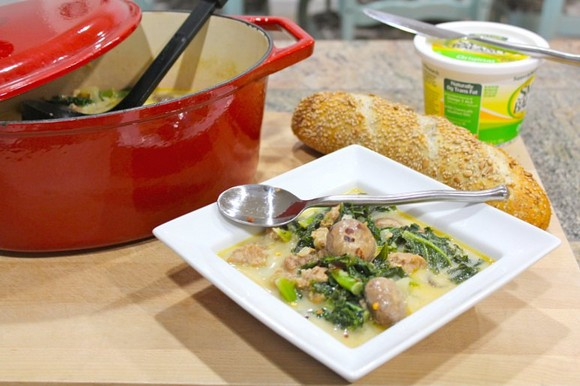 Zuppa Toscana Updated recipe by SPCookieQueen