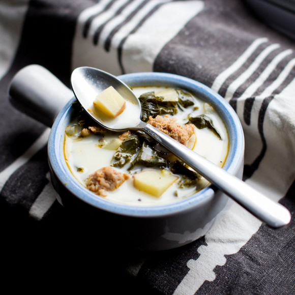 Zuppa Toscana recipe by A Full Measure of Happiness