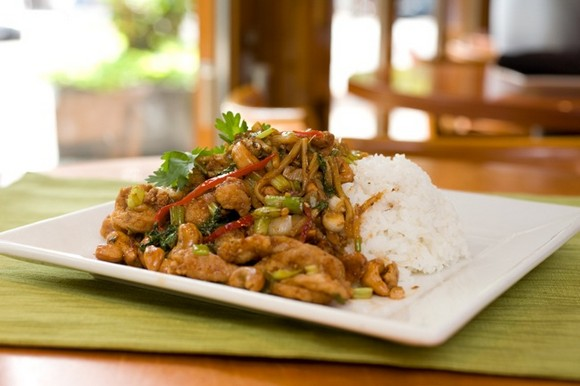 Chicken in Panang Curry Ginger Sauce recipe by Travelling Culinary
