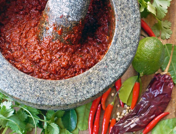 Panang Curry Paste recipe by Food People Want