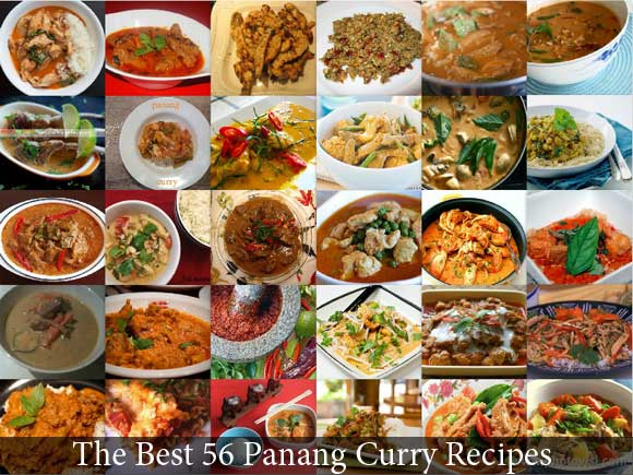 The Best 56 Panang Curry Recipes – Vote For Your Favorite!