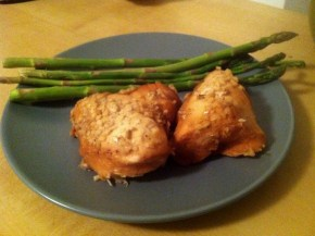 Crockpot Brown Sugar and Garlic Chicken recipe photo